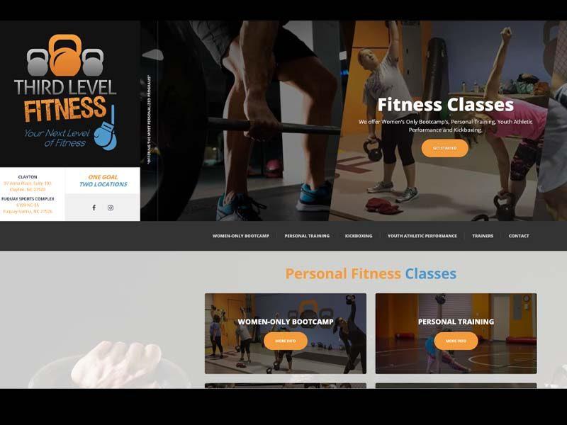 Third Level Fitness, Fuquay-Varina, NC